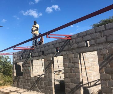 More classrooms being built